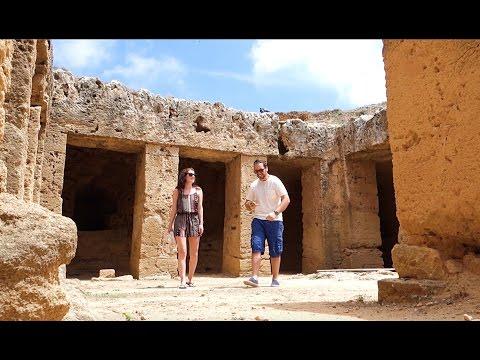 Exploring beautiful Cyprus