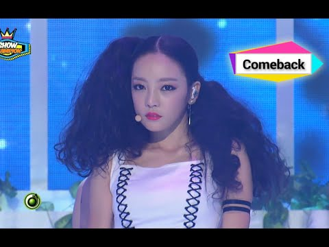 KARA - MAMMA MIA 카라 - 맘마미아 Show Champion 20140820...