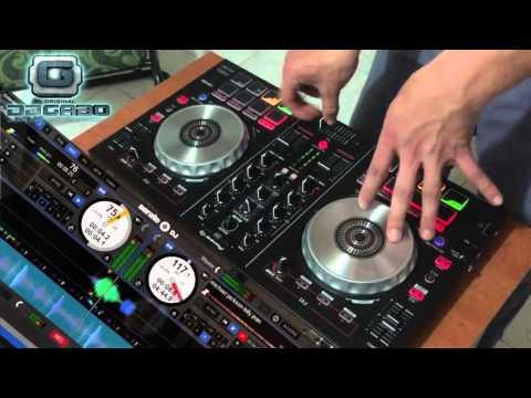 Scratch Pioneer DDJ-SB2 DJ Gabo
