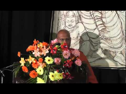Leadership Program In Honor Of Bhante Sujatha - Chief Sangha Patron Of North America (2013) video