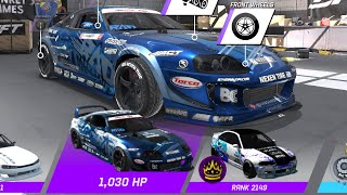 Torque Drift Formula Drift Cars My Impressions and how they tandem