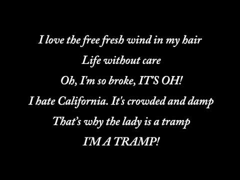Tony Bennett Feat. Lady Gaga - The Lady Is A Tramp - Lyrics HQ/HD