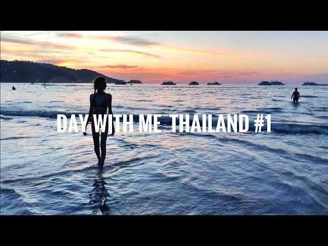 day with me || Thailand #1