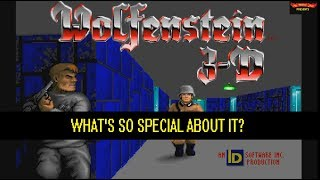 What's So Special About it? - Wolfenstein 3D (1992)