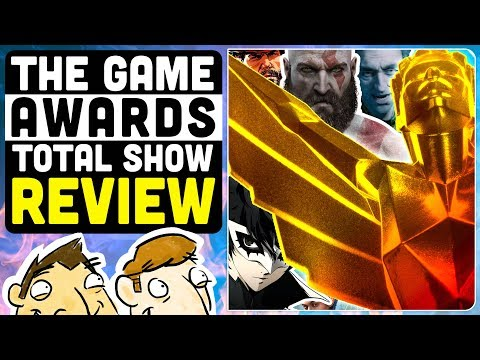New Game Reveals At The Game Awards! - Hot Take