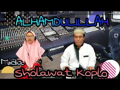 Download Alhamdulillah Versi Koplo, Mida Mp4 baru