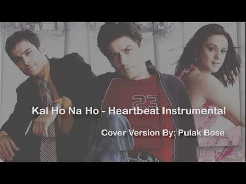 Heartbeat Instrumental - Kal Ho Na Ho - Cover By Pulak Bose