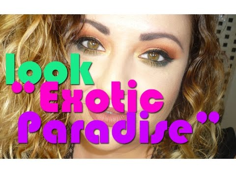 "Look ""Exotic Paradise"" 