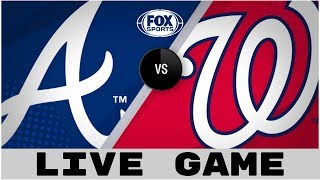 Braves at Nationals | MLB Game of the Week