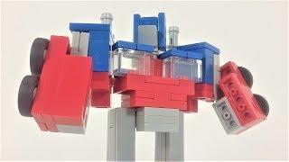 Lego Transformers #68 - Movie Optimus Prime
