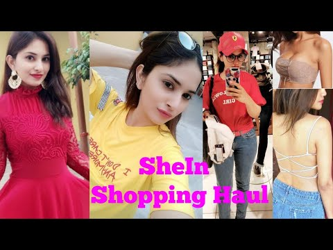 SheIn Shopping Haul