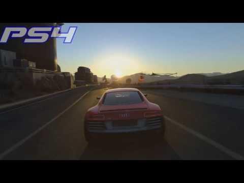PS1 Vs. PS2 Vs. PS3 Vs. PS4 Gameplay Graphics Comparison Racing Part 2 [1080p HD]