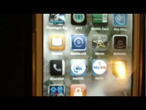 iPhone 4 on 4.3.3 with H2O WIRELESS