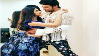 Nishant singh Malkhani And Kanika Mann Guddan Tumse Na Ho Payega Offscreen Masti Event