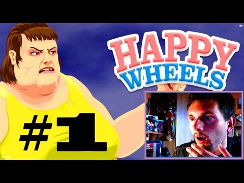 Happy Wheels #1 CO TO JEST?!? (Roj-Playing Games!)