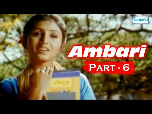 Hot Kannada Movie - Ambari - Yogish Supritha - Part 6 of  15