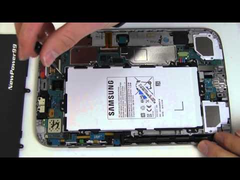 How to Replace Your Samsung Galaxy Note 8.0 Battery