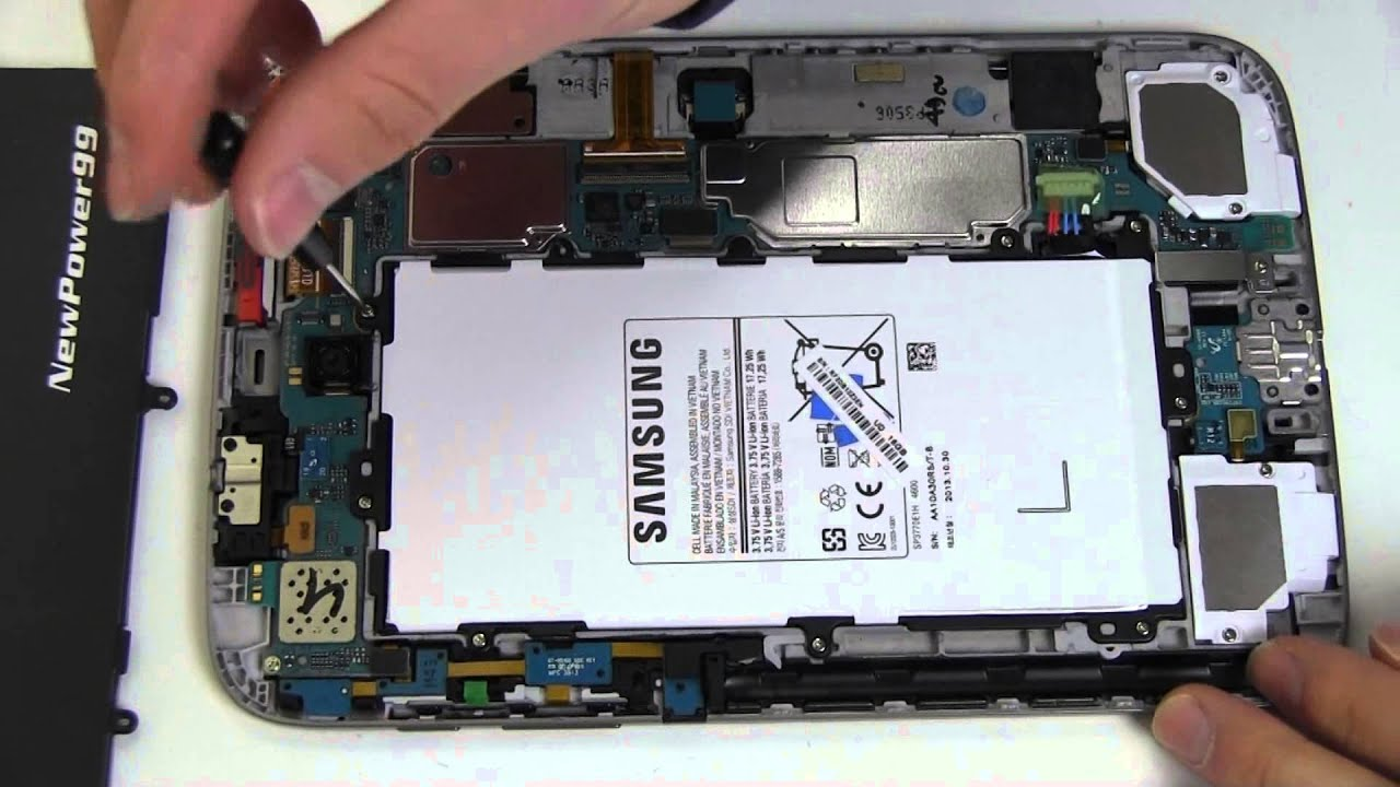 Samsung note 8 battery replacement