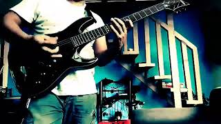 architects -broken cross guitar cover