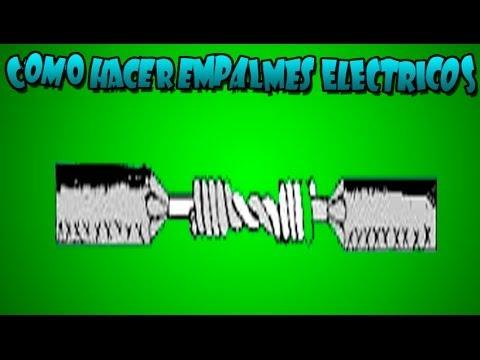 Como hacer empalme eléctricos | Inventos caseros