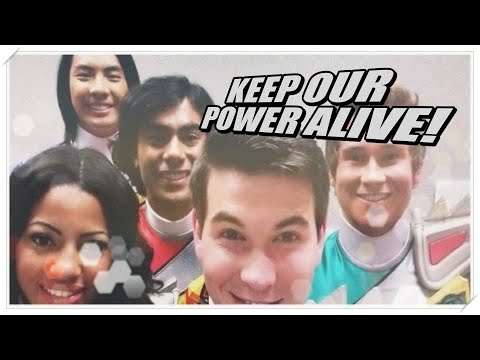 Power Rangers Dino Charge Fan-Opening P/2