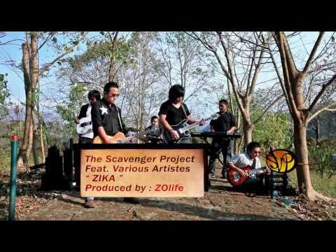 The Scavenger Project featuring Various Artistes - Zika  Mizo...