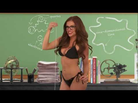 Sexy String Theory With Professor Kayla Collins video