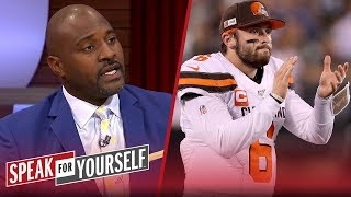Baker responding to Rex Ryan shows he hasn't lost his fire — Wiley | NFL | SPEAK FOR YOURSELF
