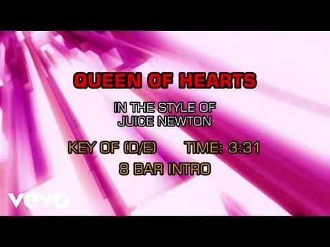 Juice Newton - Queen Of Hearts (Karaoke)