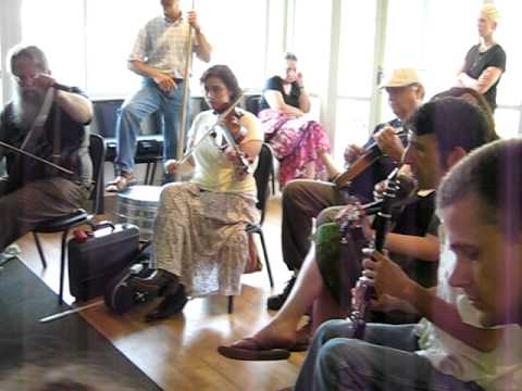 Jug Band Jam at the Folk School of St. Louis: