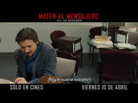 Maten al Mensajero - Kill The Messenger - Spot Subtitulado (HD)