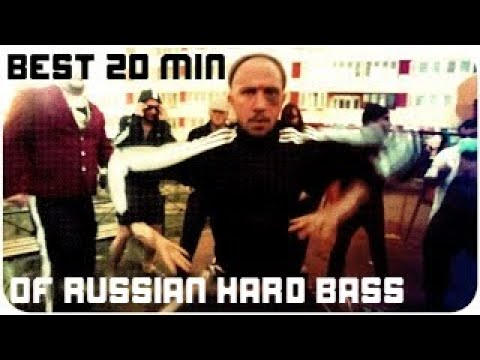 2014 MIX - Best of XS Project - Hard Bass [Лучшее из хард баса]