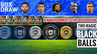 PES 2019 Mobile Magic Moments Stars Pack Opening||Box Draw||