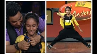 DID L'il Masters Season 3 - Delhi Auditions - Awesome Performance by Rajvi