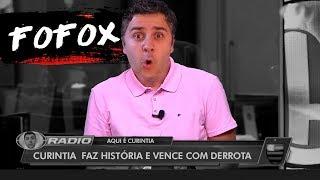 FOFOX - FLAMENGO GANHA MAS PERDE PRO CURINTIA