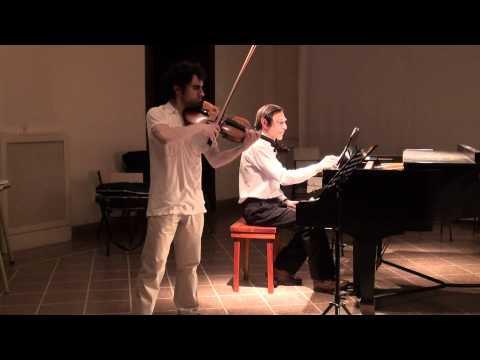 Gabriel Faure - Chanson du pêcheur (Lamento), Op. 4, No. 1