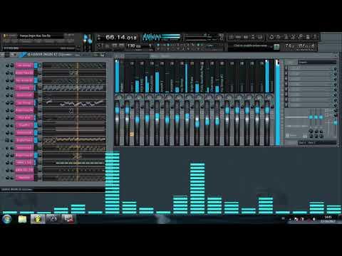 Hanya Ingin Kau Tau ( koplo jingkrak ) Dangdut FL Studio Korg PA 600