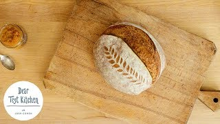 How To Make The Best Sourdough Bread   Dear Test Kitchen