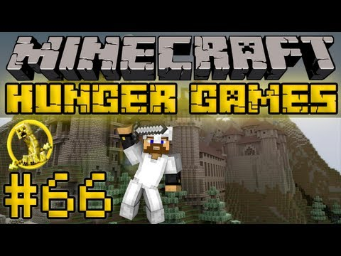 Minecraft Hunger Games #66 - Карта из GTA San Andreas