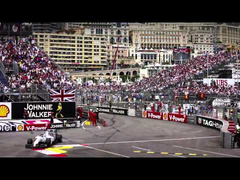 Felipe Massa and Valtteri Bottas' F1 Guide to Monaco 2015   Unravel Travel TV