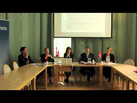 SIPRI Yearbook 2012 launch seminar: introductory remarks by SIPRI Director Bates Gill