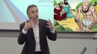 """It's like the ultimate suffering story."" Jordan Peterson"