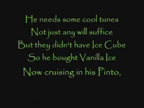 The Offspring - Pretty Fly for a White Guy Lyrics