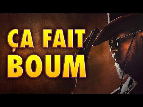 Miranda Lawson nue + COUP DE GUEULE YOUTUBE + critique de Django Unchained = 200 abonnés !!