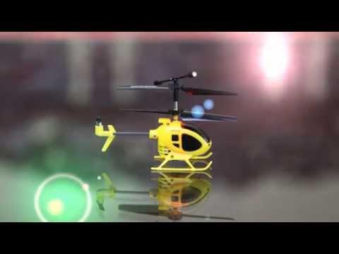 Www.tomtop.com Syma S6 Mini 3 Channel Super Mini Micro Rc Helicopter