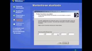 Como formatar seu pc Windows XP