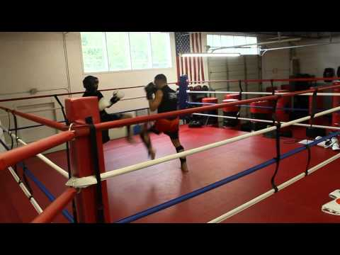 Kickboxing / Sparring with Teammate Image 1