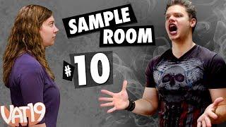 The Kryss Kadabra Takeover | Sample Room #10