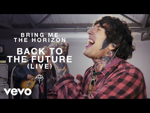 Bring Me The Horizon - Back To The Future video