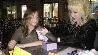 Kids Wish Network|  Amanda Meets Dolly Parton | Kids Wish Network